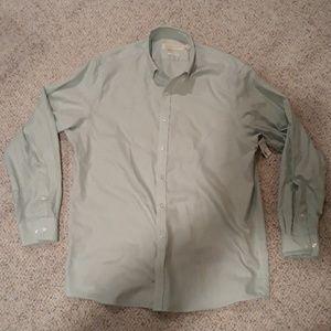 Michael Kors non-iron button up shirt.